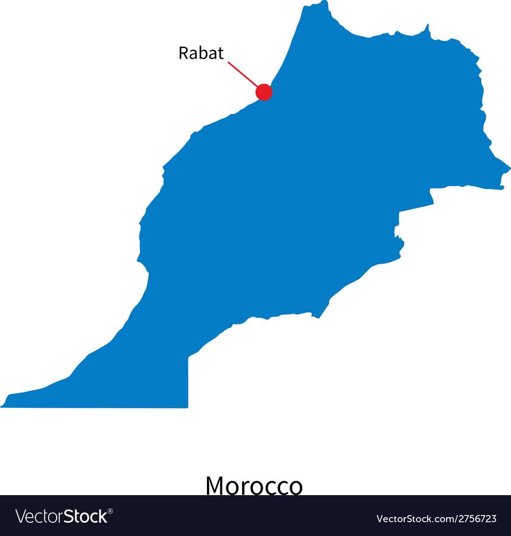 Detailed map of Morocco and capital city Rabat on saudi arabia map, angola map, ghana map, egypt map, europe map, sierra leone map, algeria map, mali map, mexico map, malawi map, cameroon map, mauritania map, liberia map, senegal map, moldova map, chad map, italy map, nigeria map, brazil map, japan map, spain map, kenya map, india map, iraq map, rwanda map, lesotho map, israel map, south africa map, eritrea map, mauritius map, namibia map, tunisia map, mozambique map, poland map, libya map, france map, western hemisphere map, niger map,