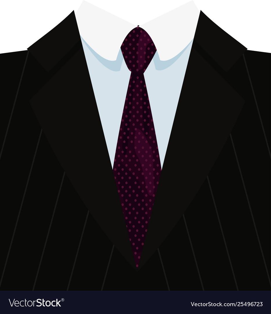 Men suit tie background