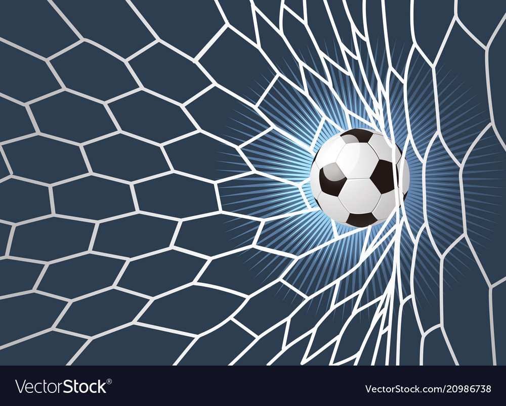 Background for a soccer