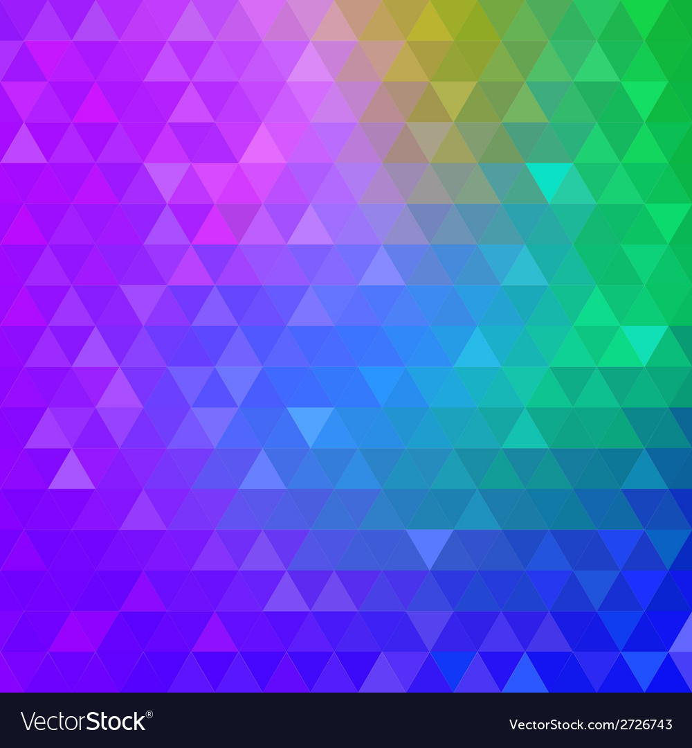 Colorful Bright Geometric Background for your desi