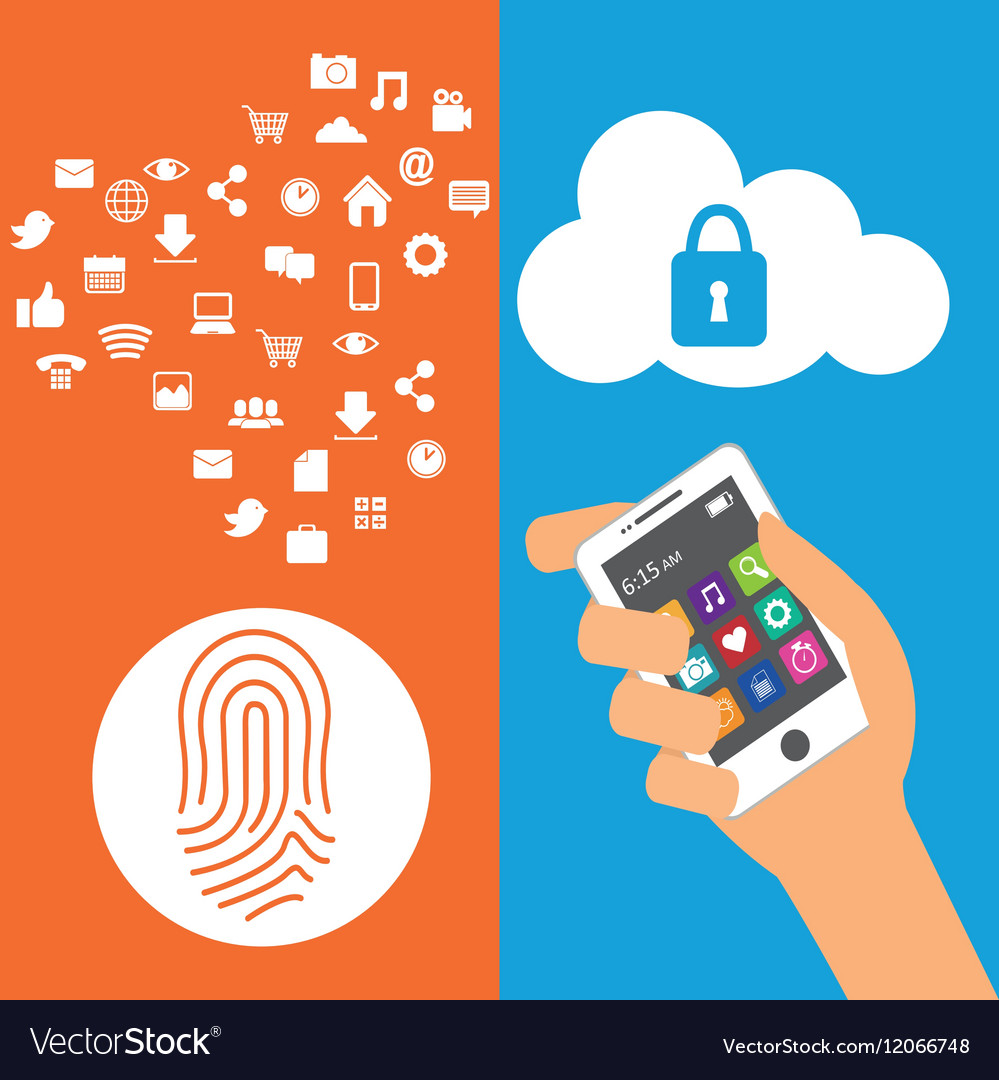 Wearable technology security cloud information
