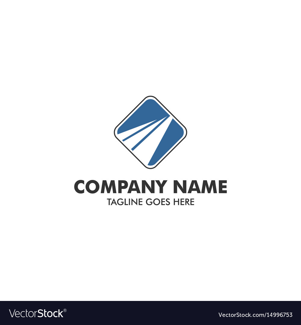 Unique attorney and law logo template