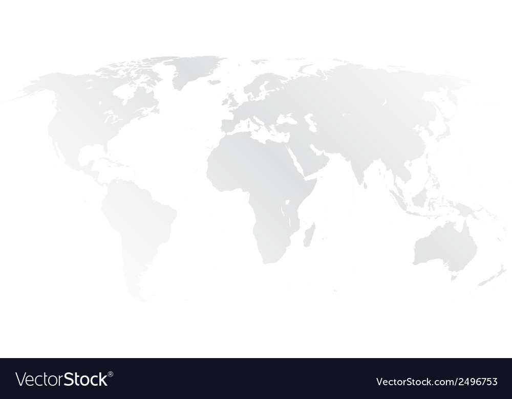 World map continents royalty free vector image world map continents vector image gumiabroncs Gallery