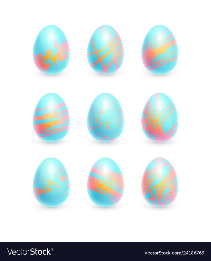 Set color easter eggs