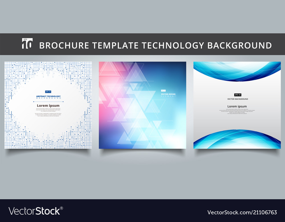 Set template technology covers design