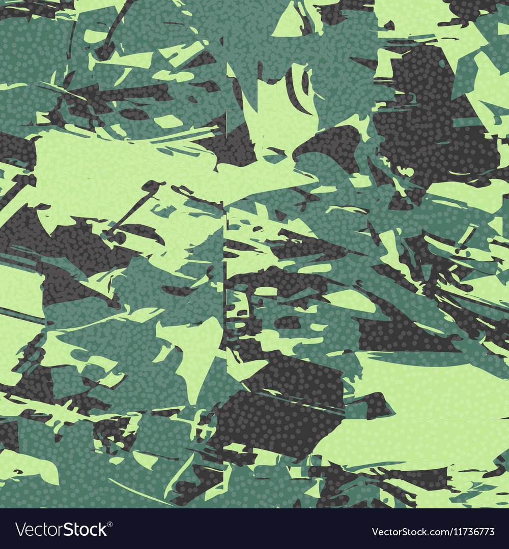 Army camouflage background green