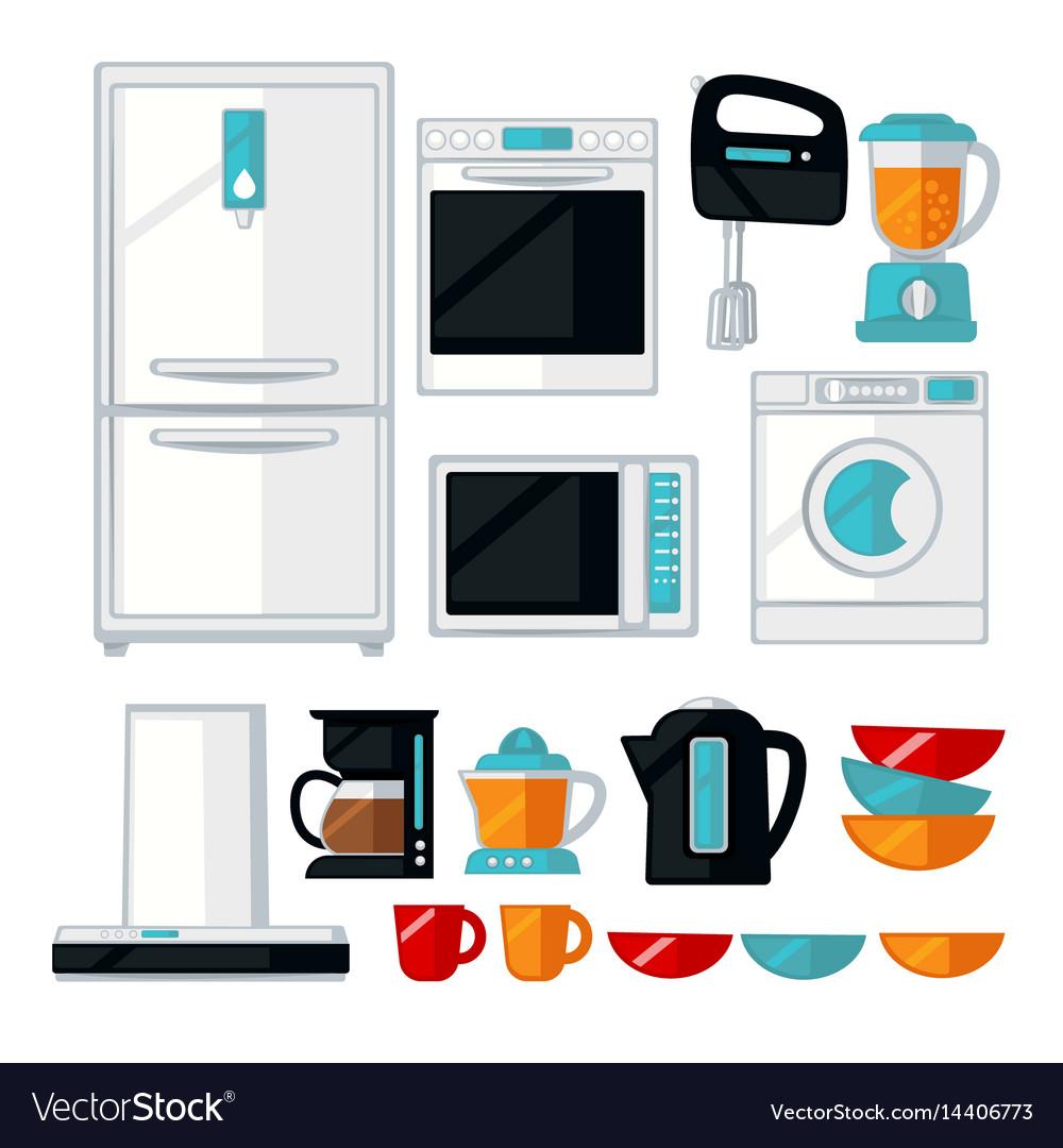 Kitchenware and kitchen equipment assortment