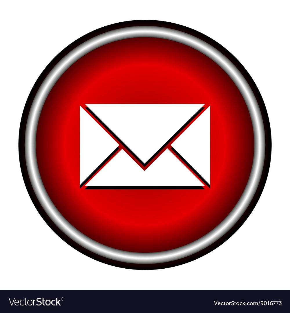 Postal envelope sign e-mail symbol