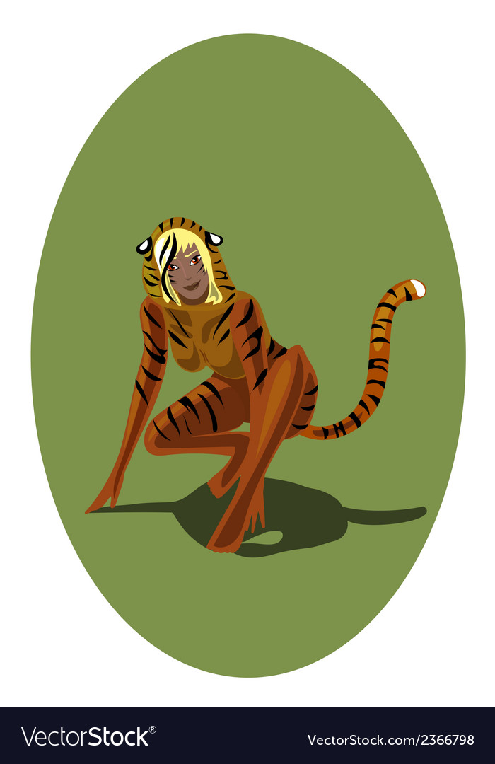 Chinese horoscope tiger-women