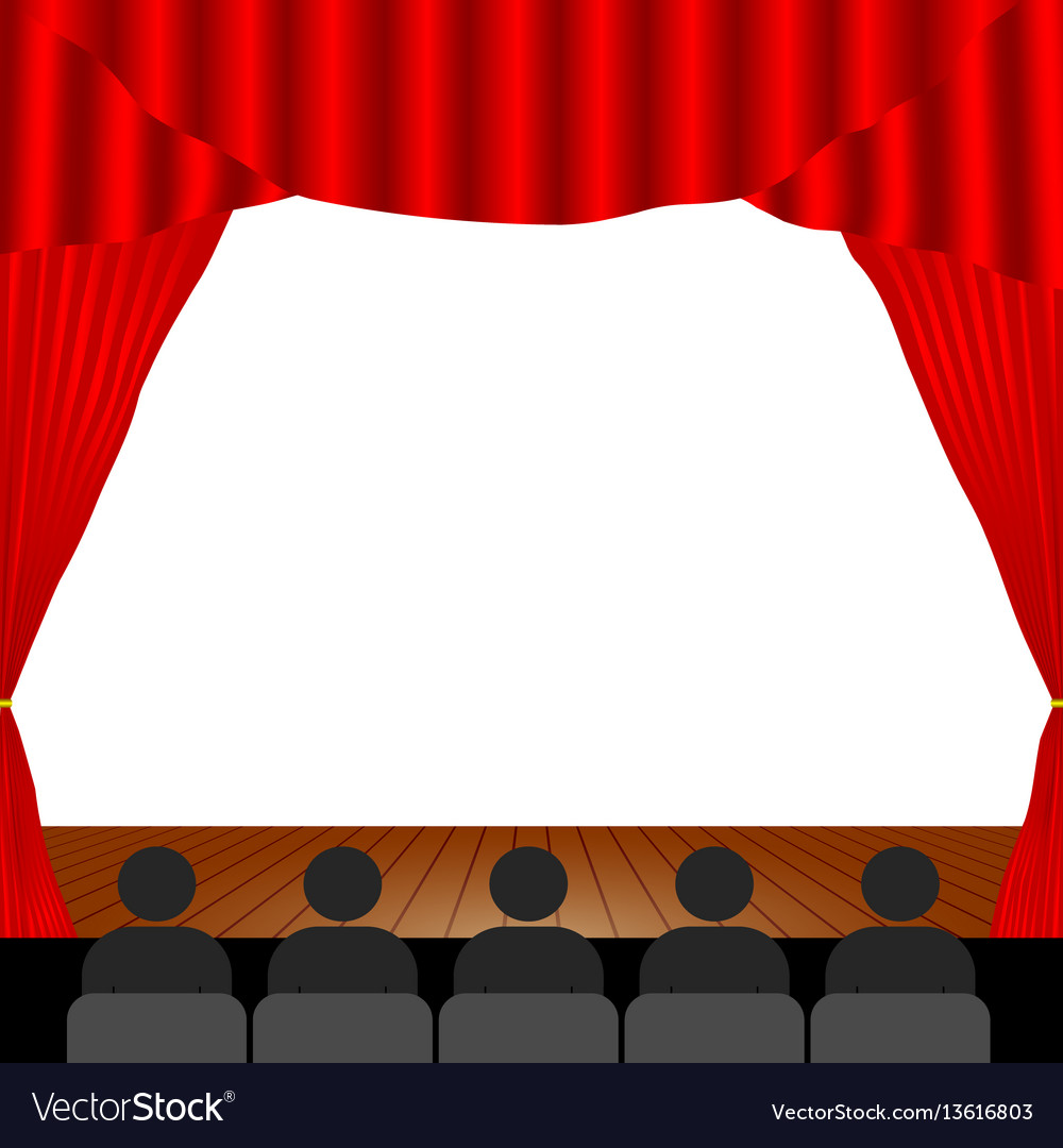 People in the theater
