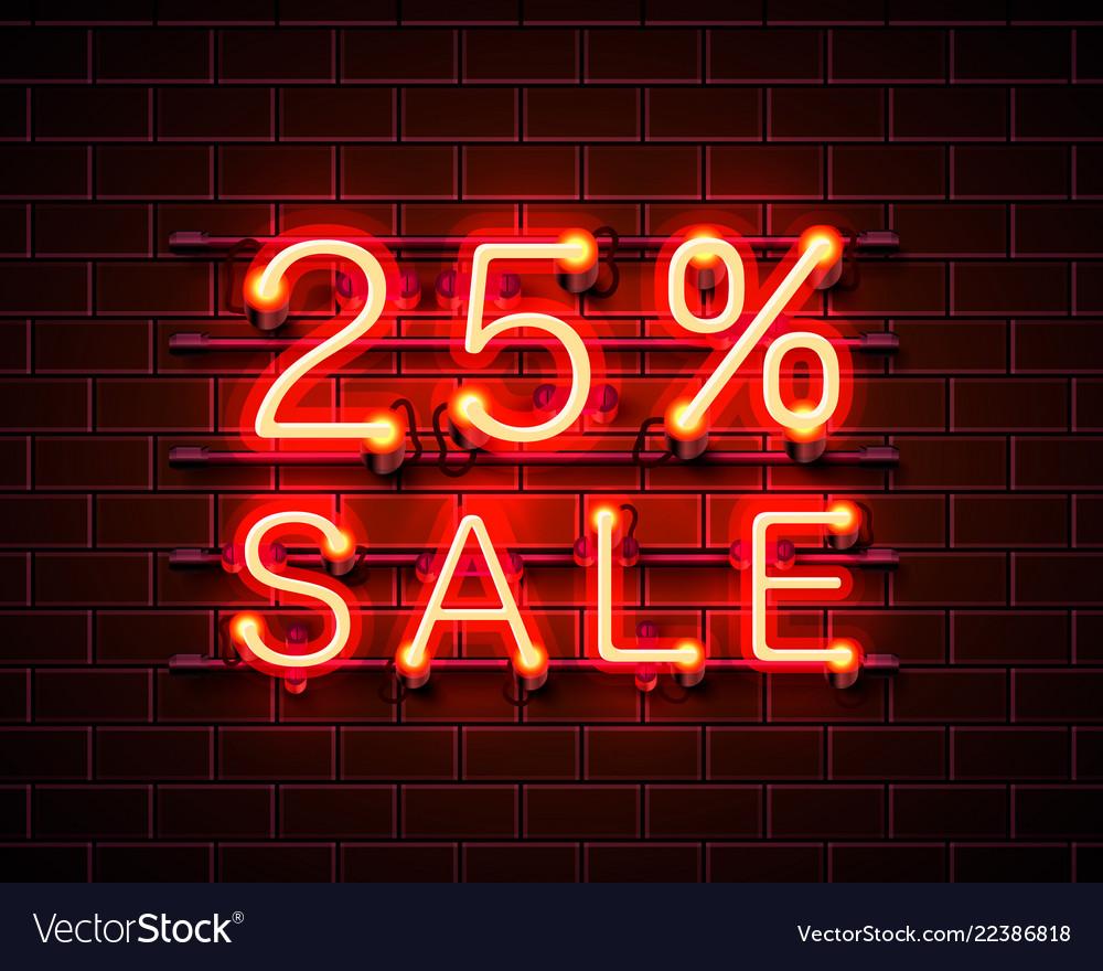 Neon 25 sale