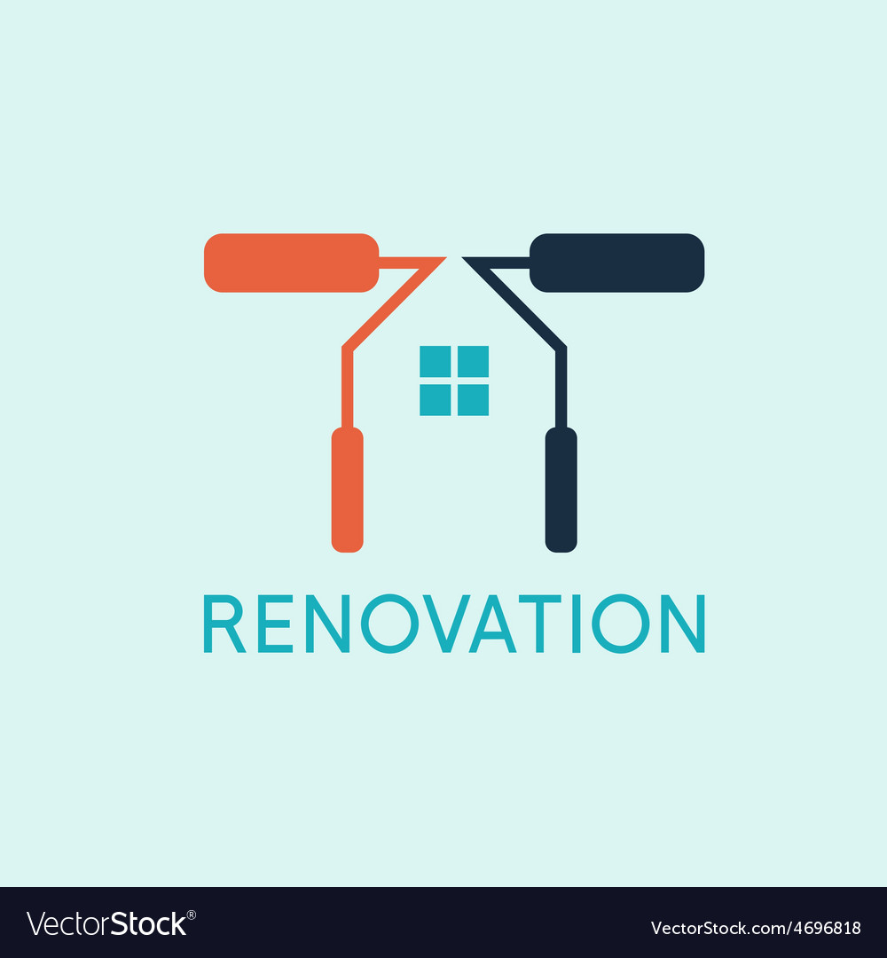 Renovation House Remodelingflat Designnegative