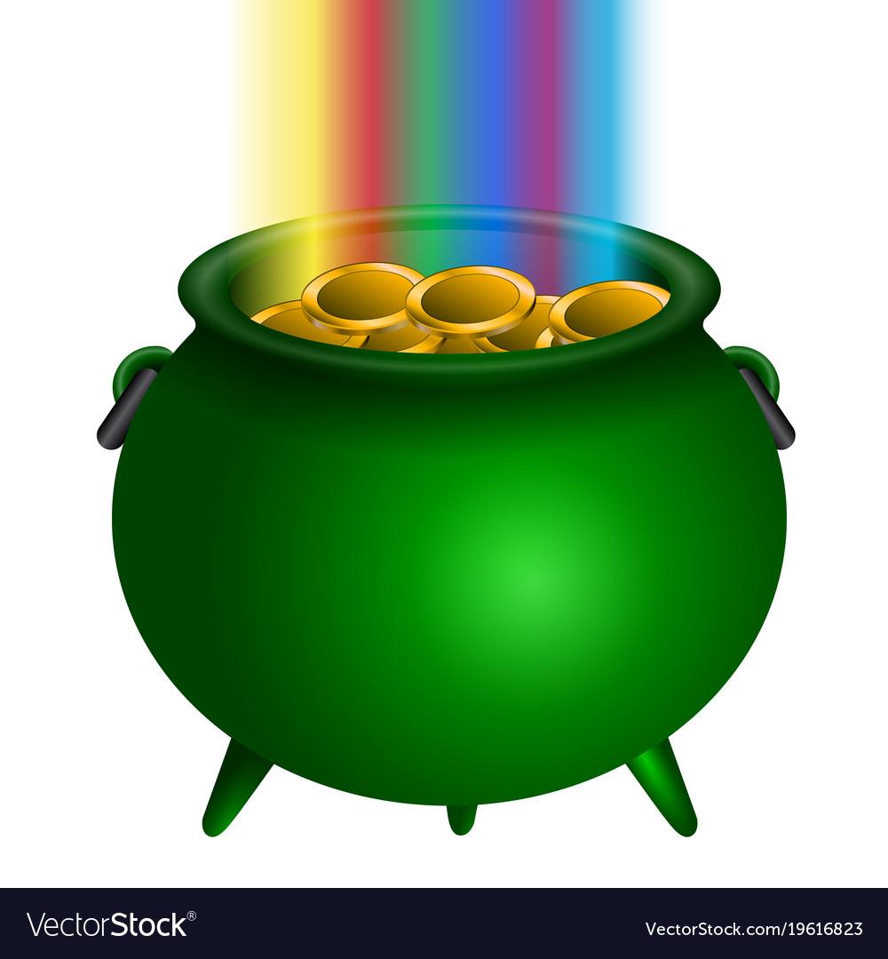 Patrick day money pot
