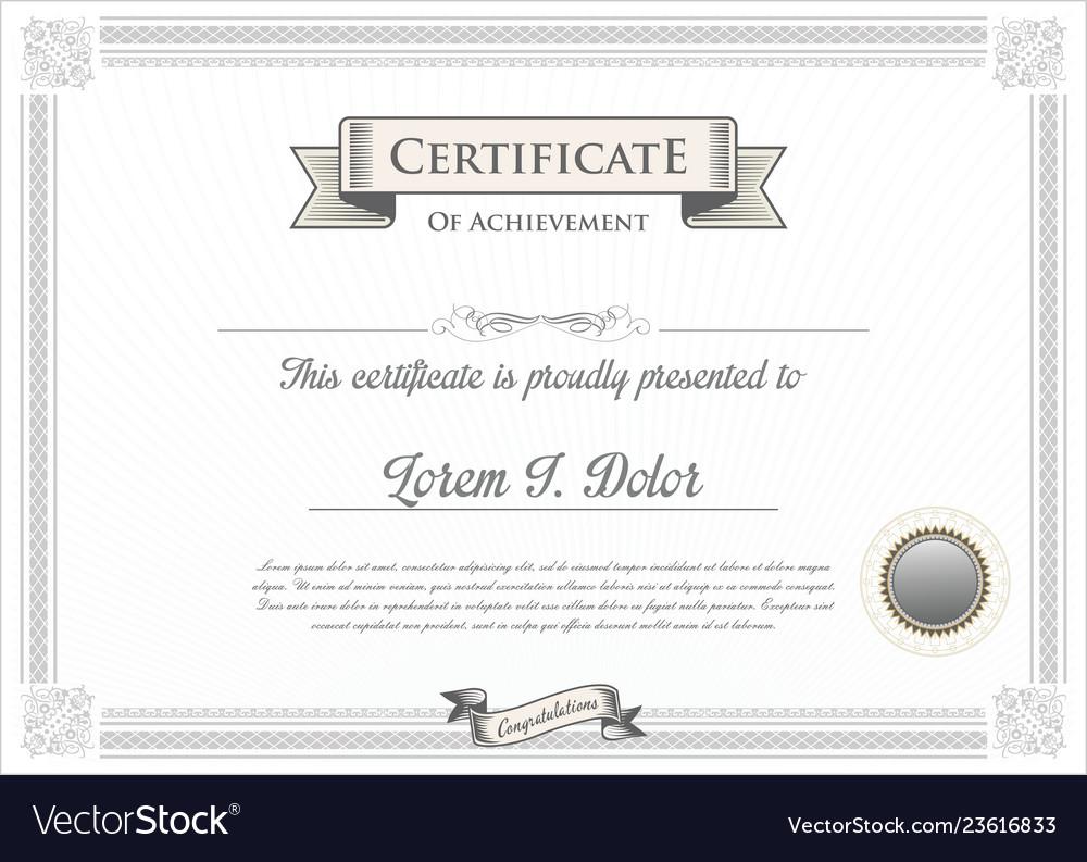 Free Diploma Template from cdn4.vectorstock.com
