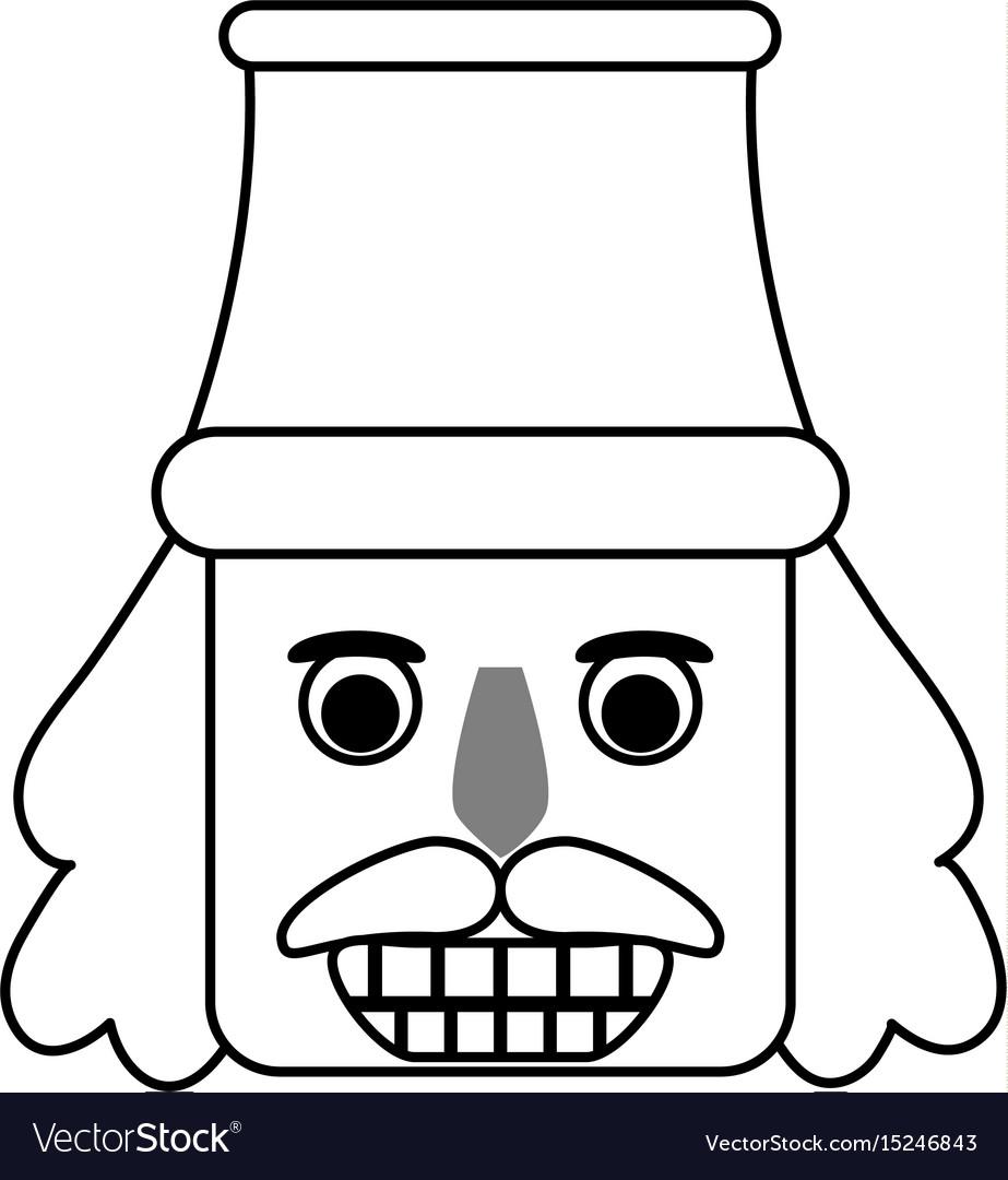 Nutcracker figurine icon image