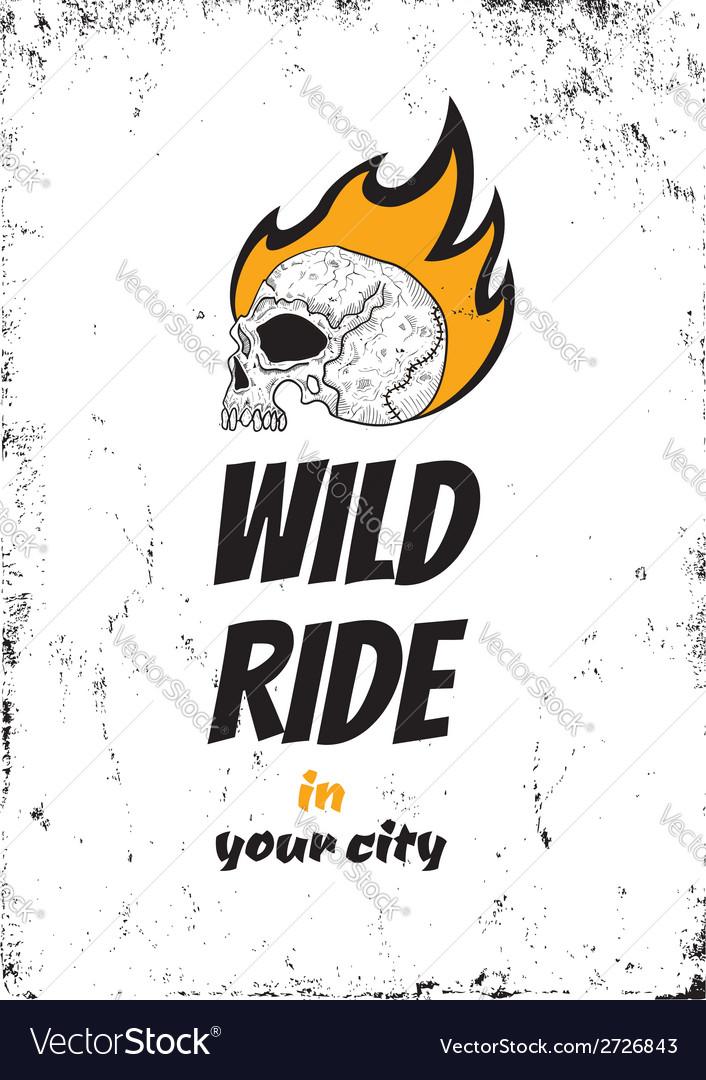 Wild ride black
