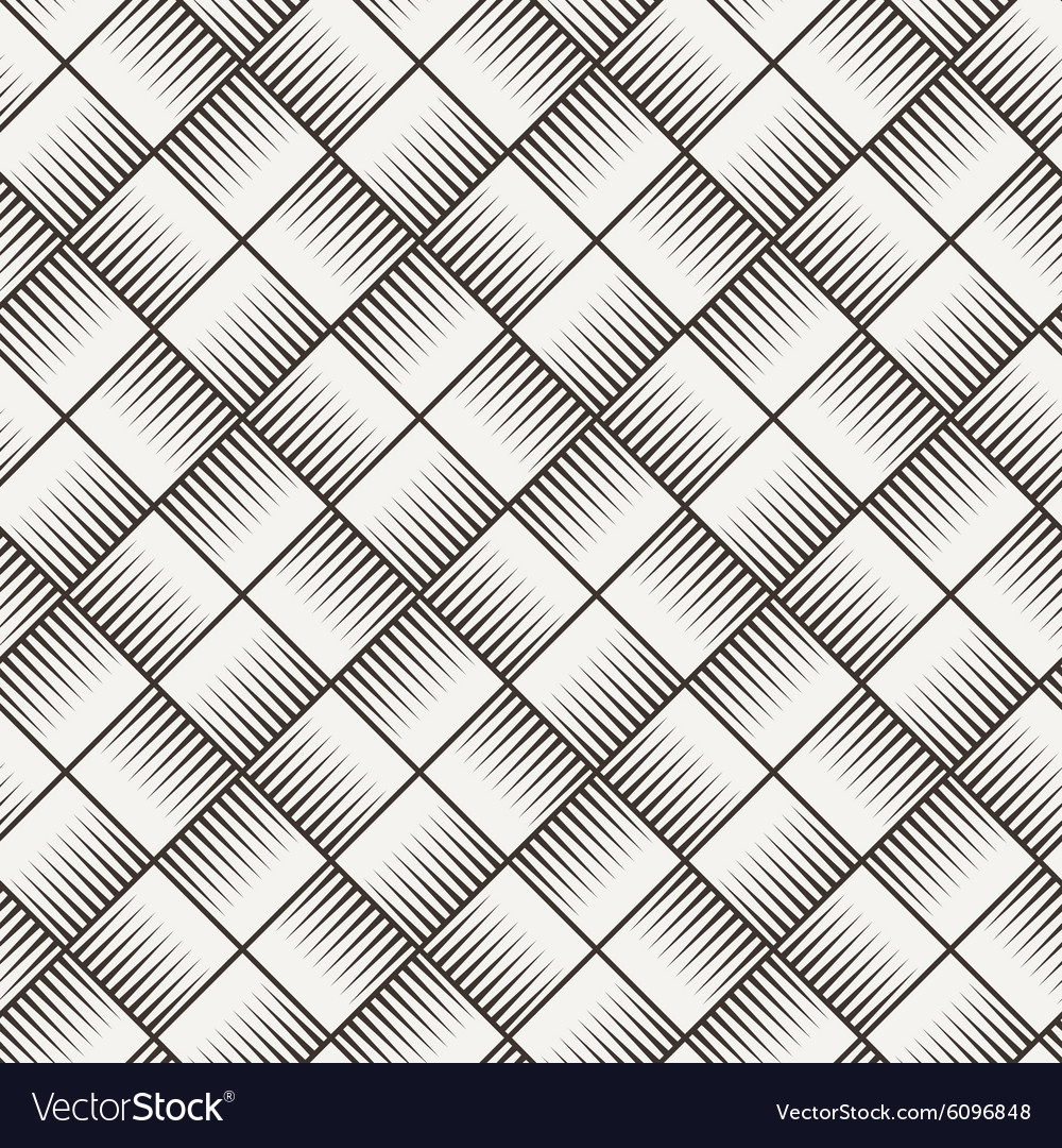 Seamless texture of intertwined bands