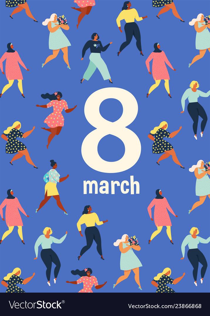 8 march international womens day feminism