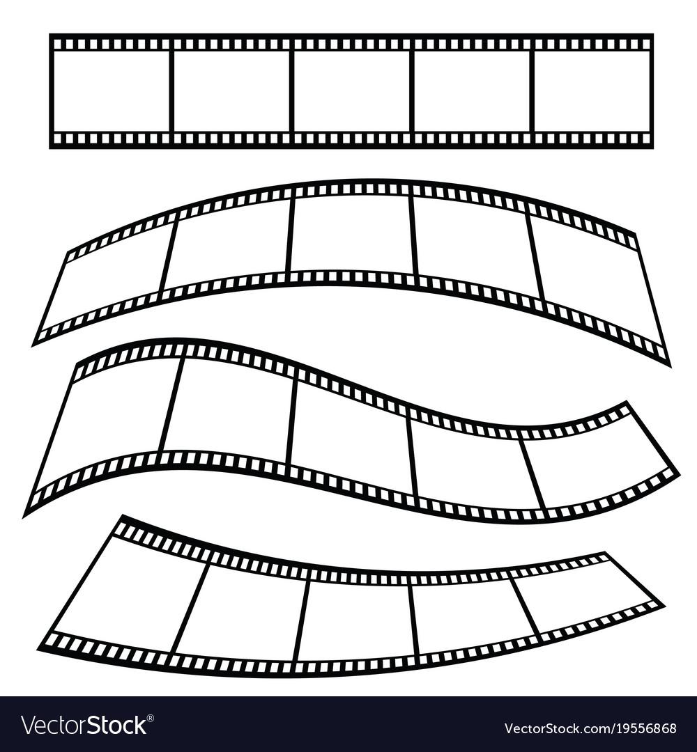 Film tape roll movie