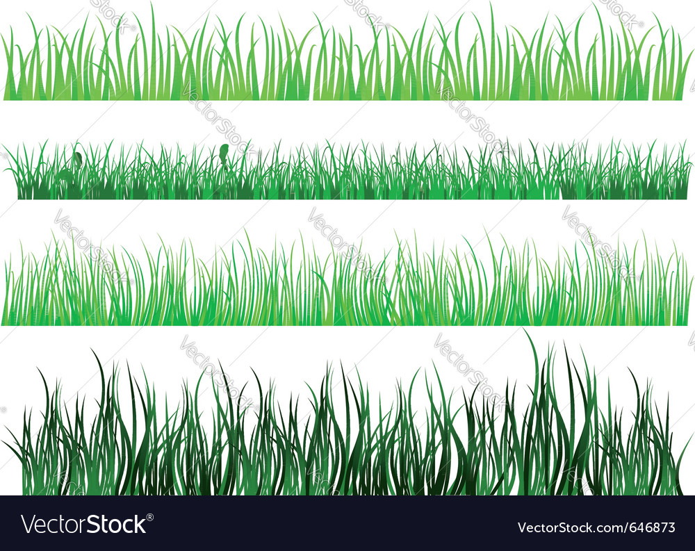 Grass and field elements