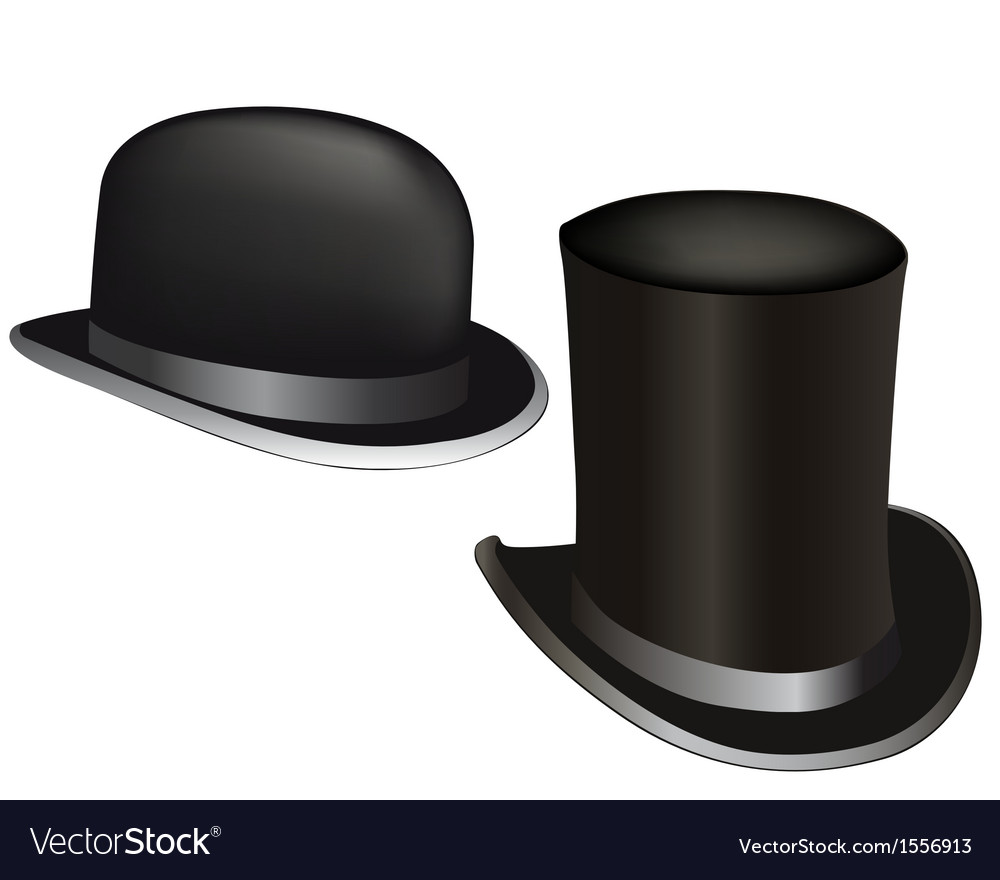 Hat and cylinder