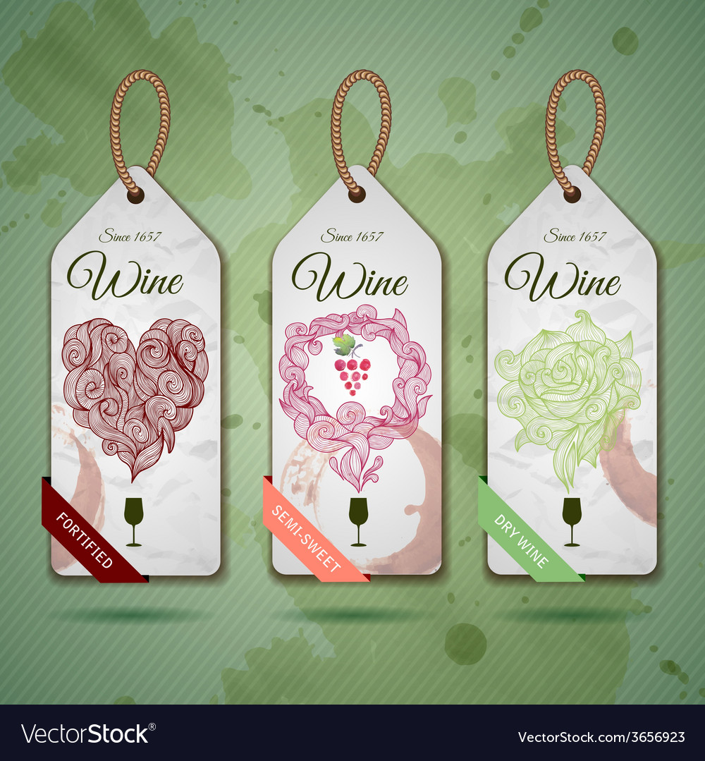 Grapes or Wine concept design