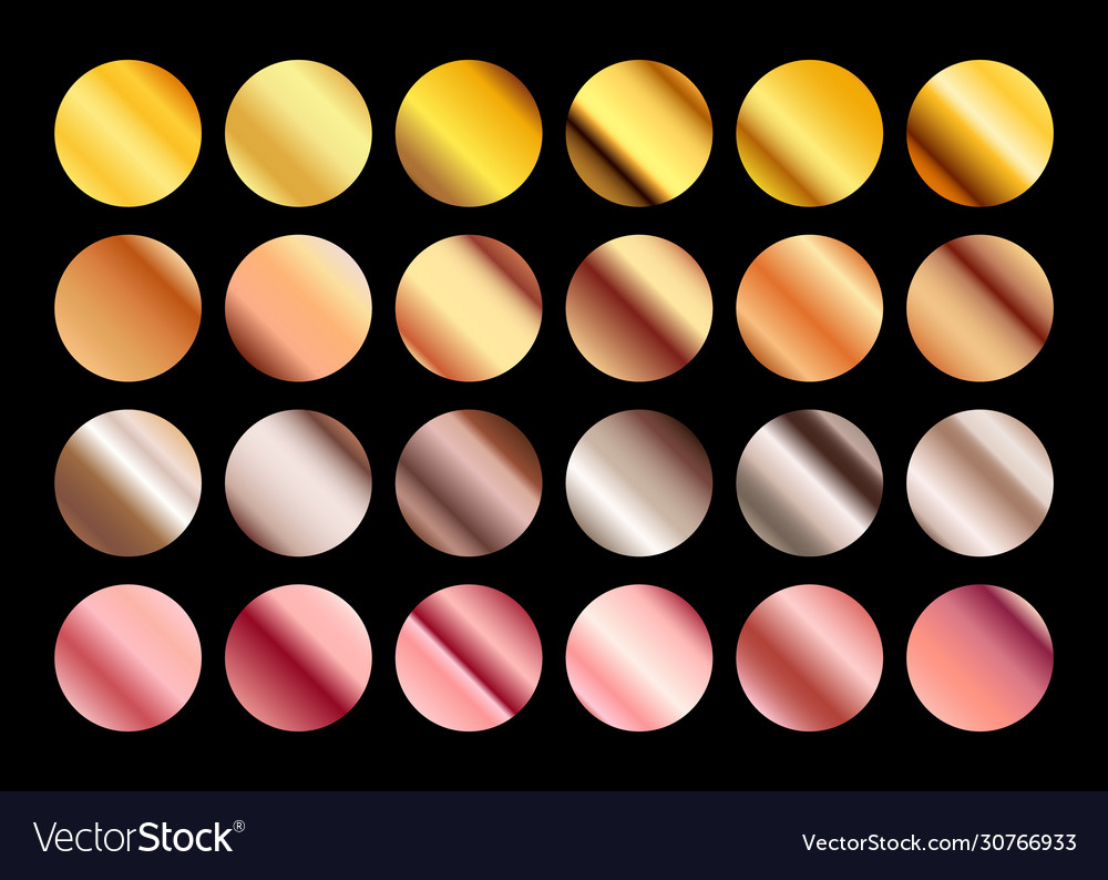 Gold silver gradient background bronze