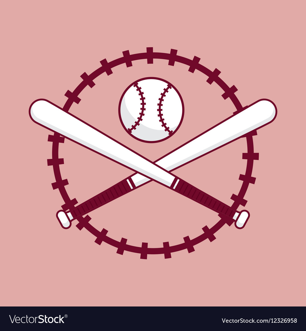 Baseball bat ball