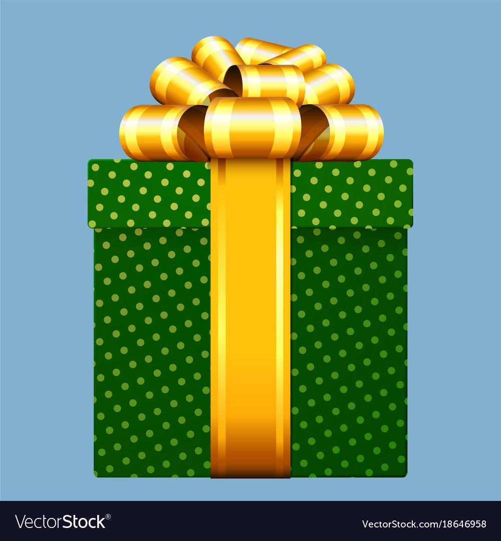 Gift box decoration