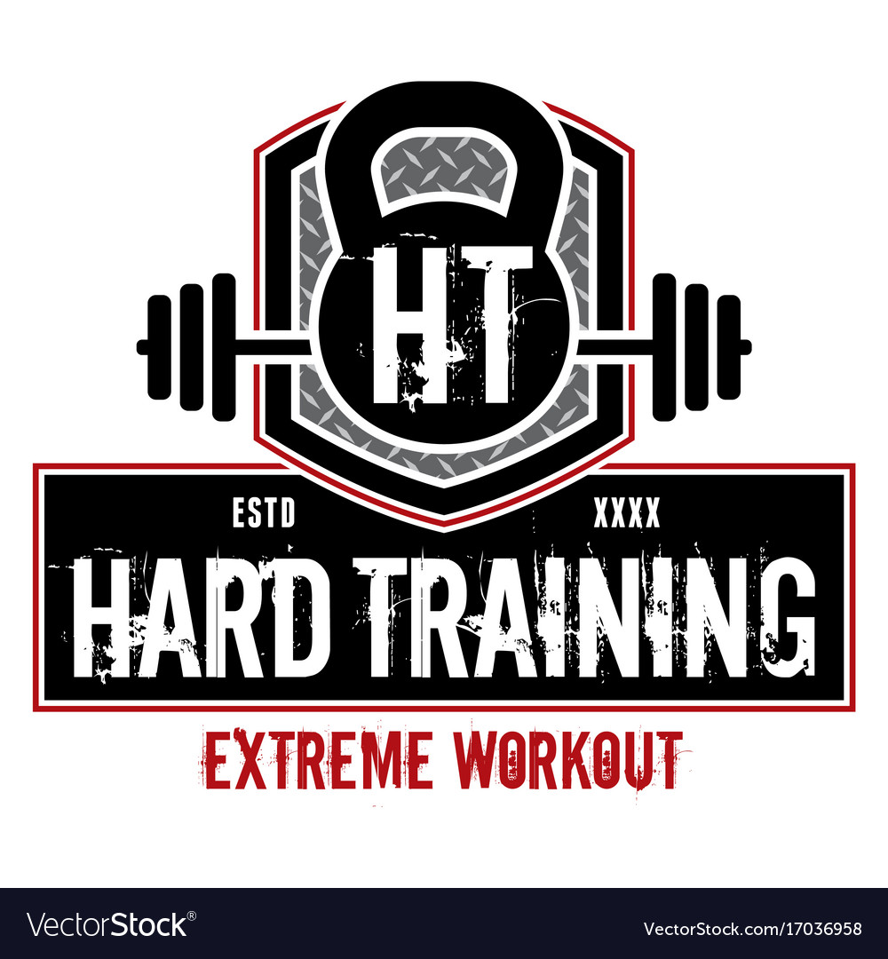 Hard training