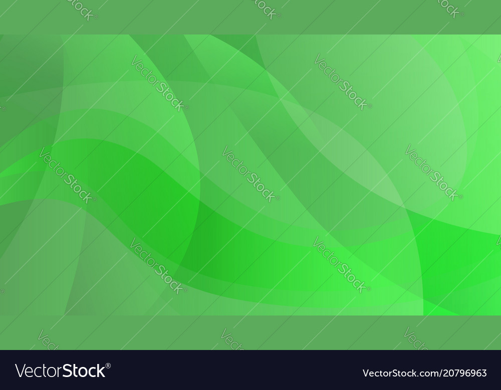 Abstract green color technology background
