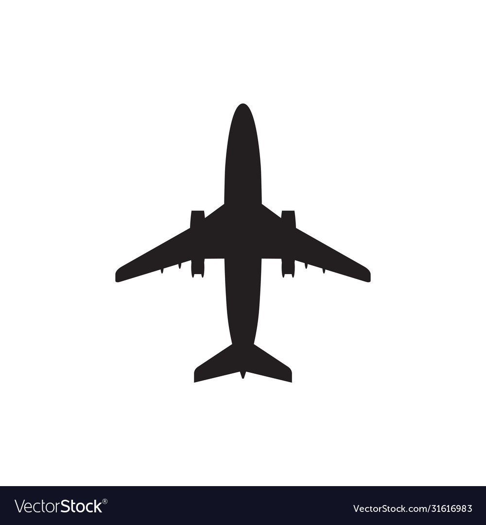 Airplane - icon aircraft
