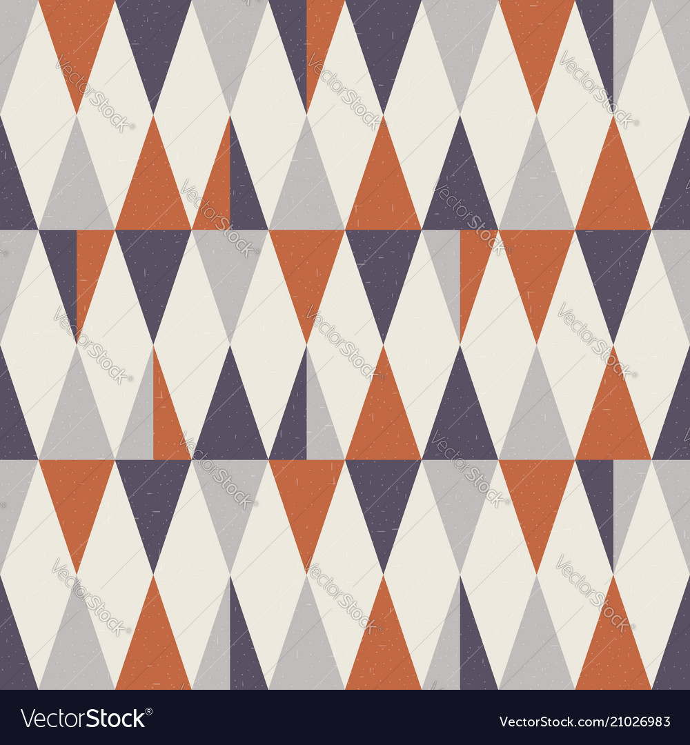 Seamless geometric pattern abstract wallpaper
