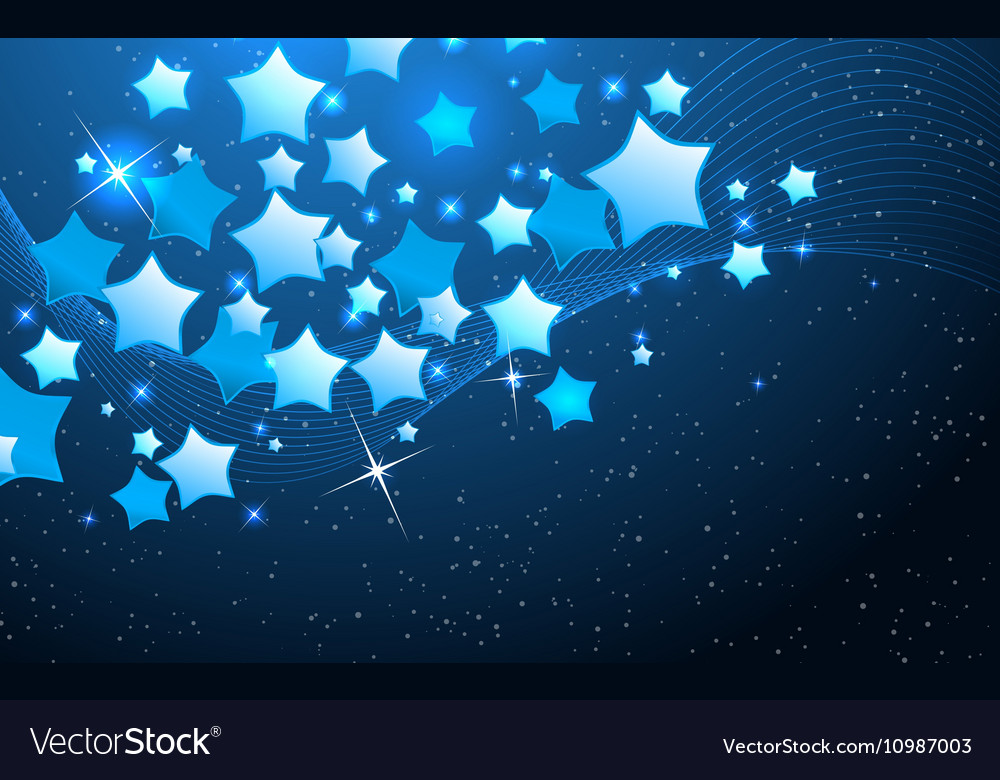 Star background design