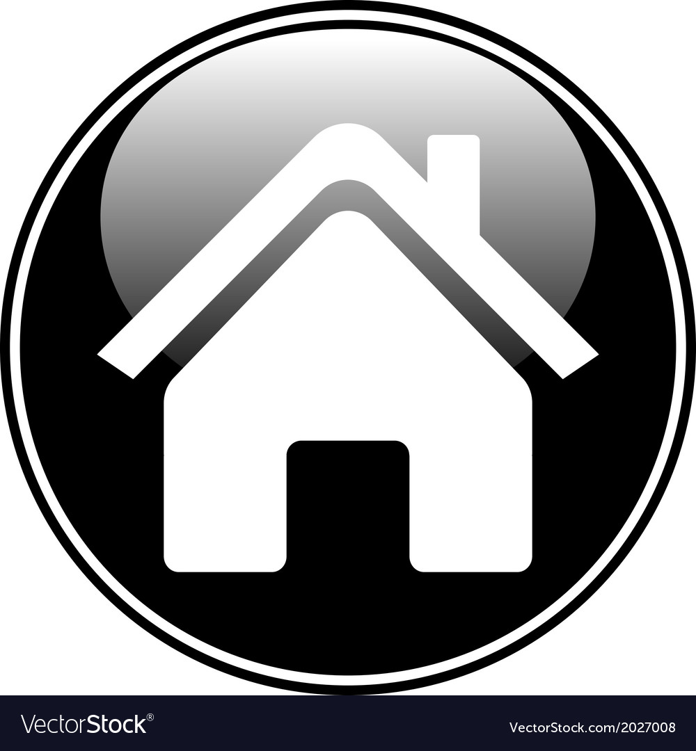 Home Icon Pin stock vector. Illustration of marker