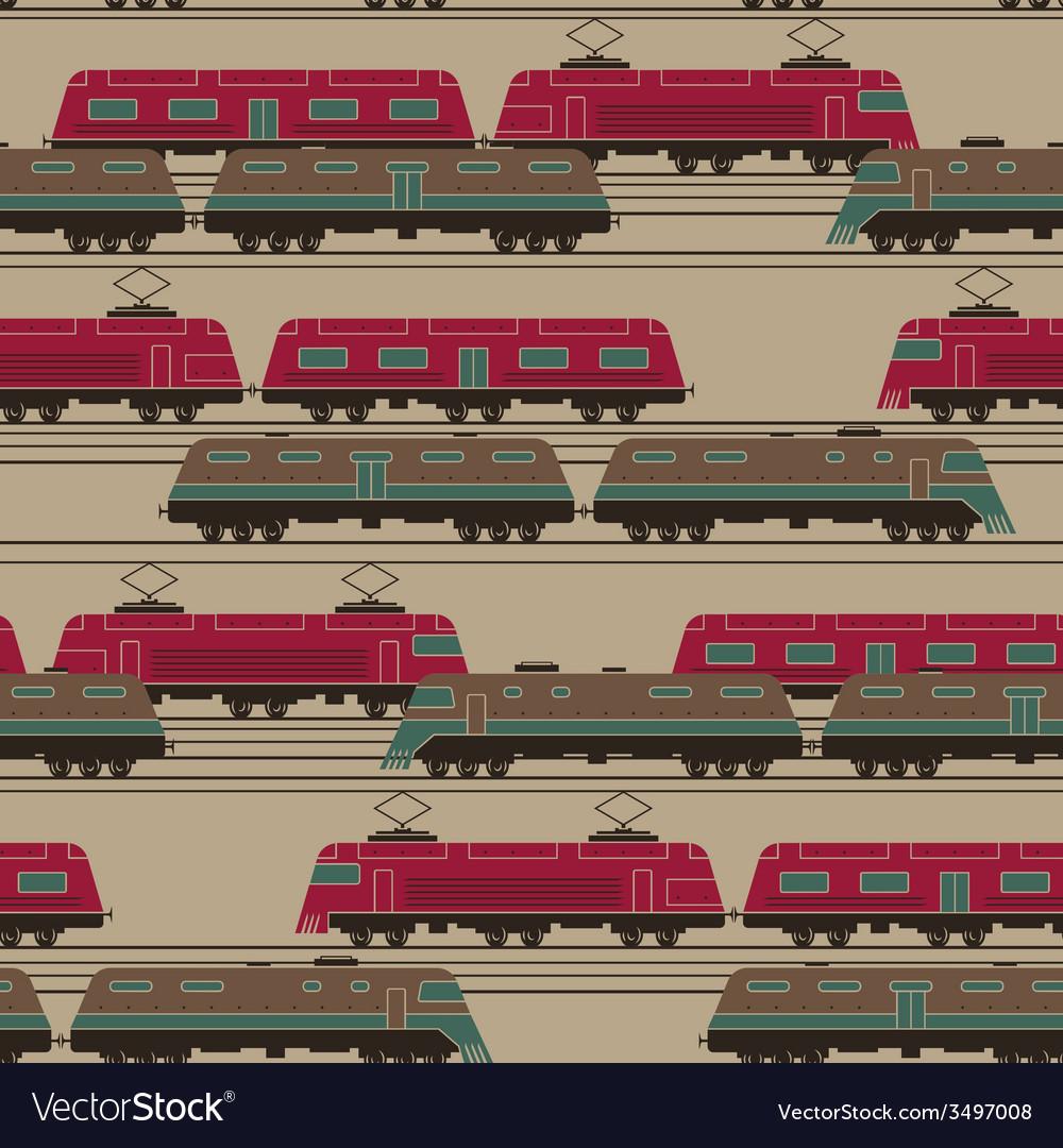 Train pattern