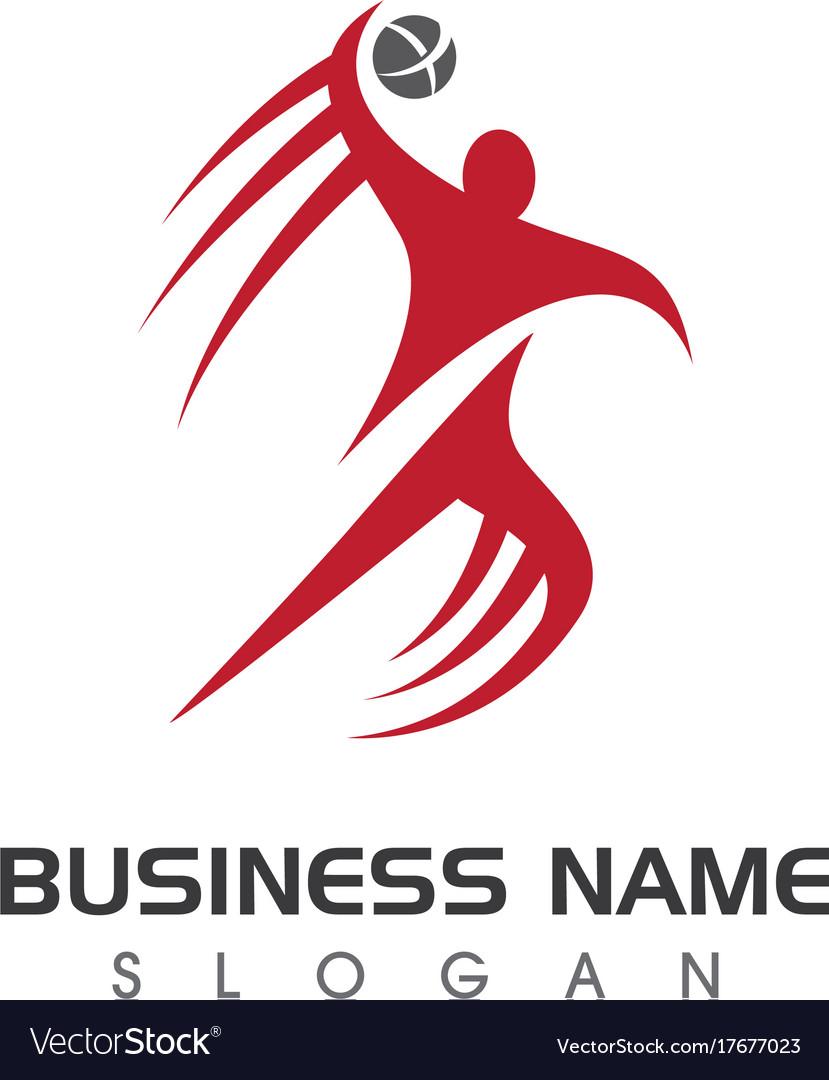 Basket logo icon