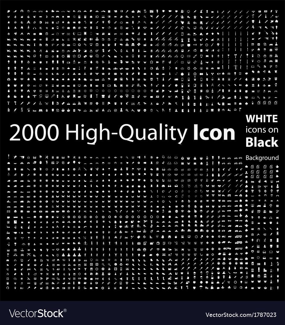 Set of 2000 Quality icon