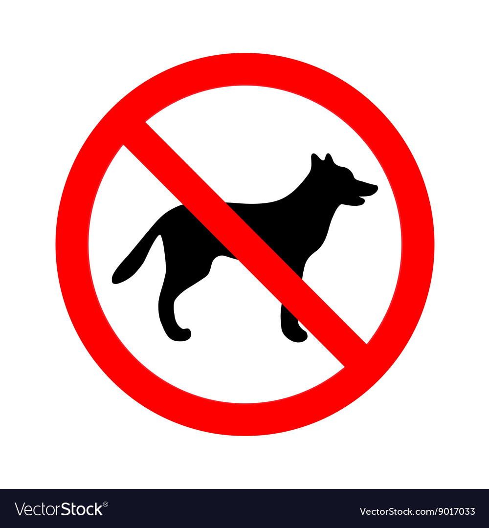 This is a picture of Fabulous No Pets Allowed Sign Free Printable