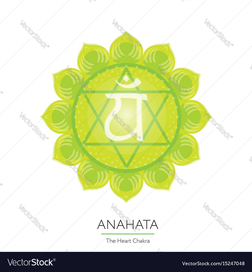 Anahata - chakra icon