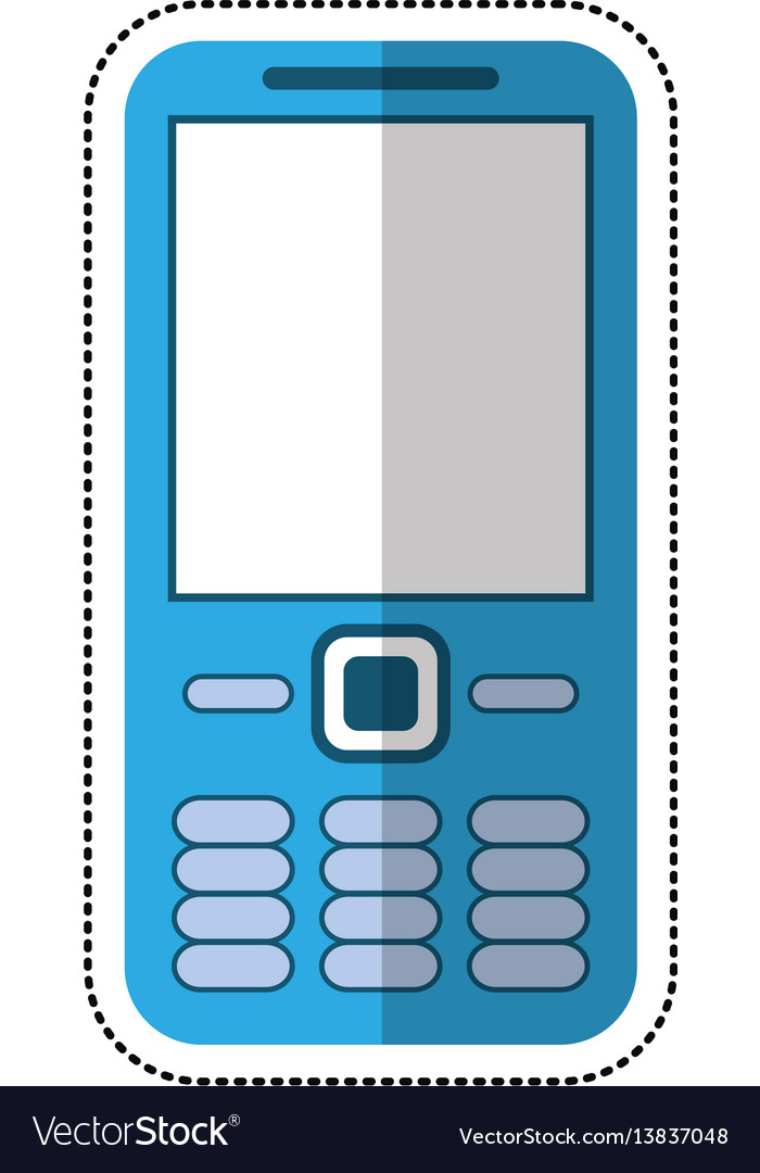 Cartoon mobile phone call technology