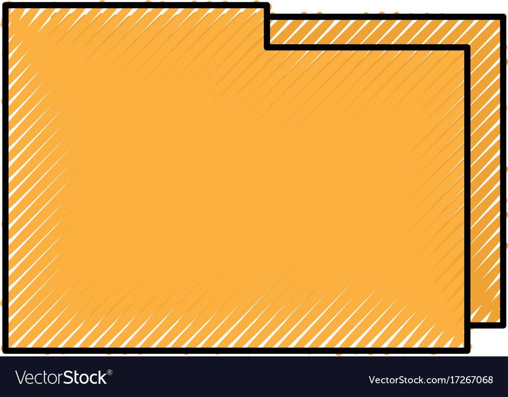 Folder file document information digital app icon