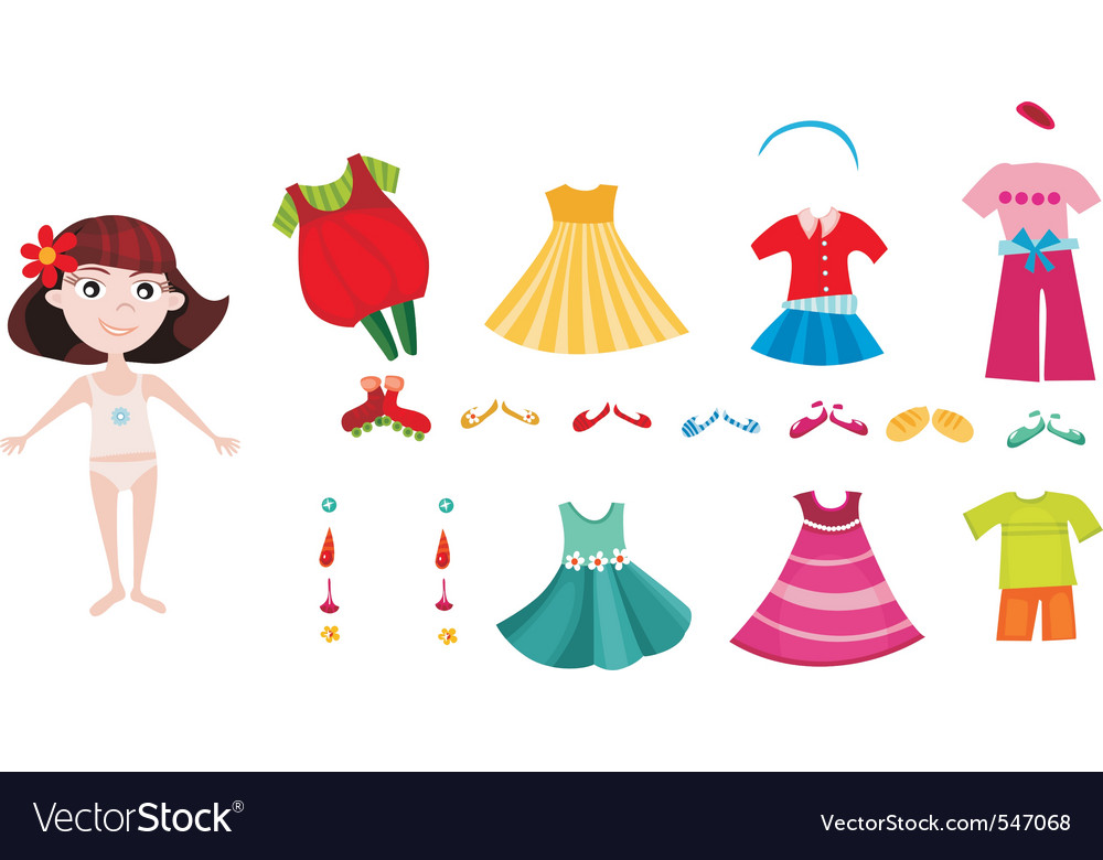 Dress Up The Girl
