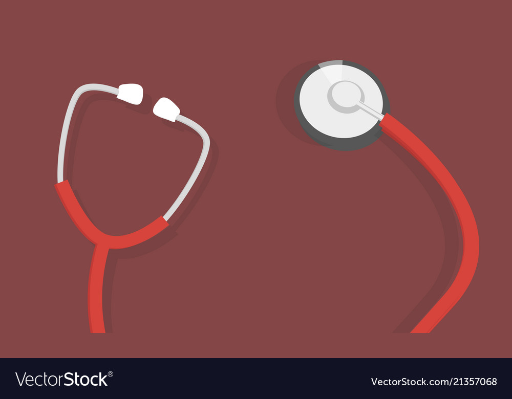 Health care concept with stethoscope