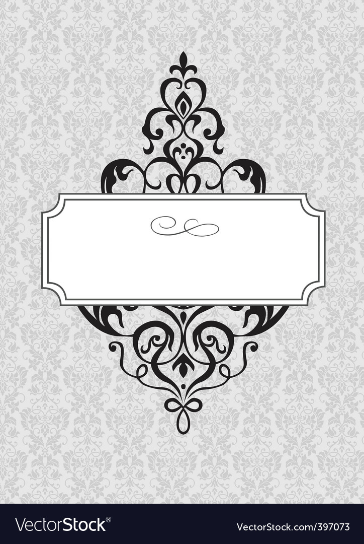 Royal document vector image