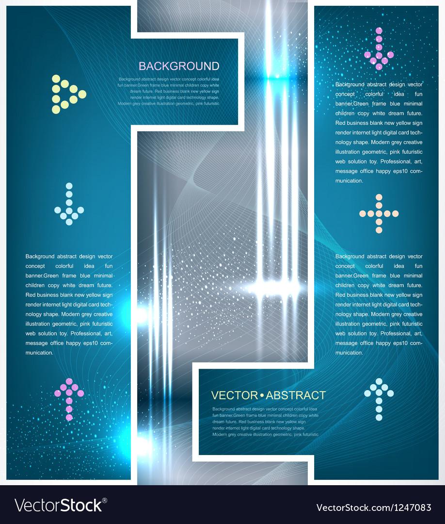 Background design element for business