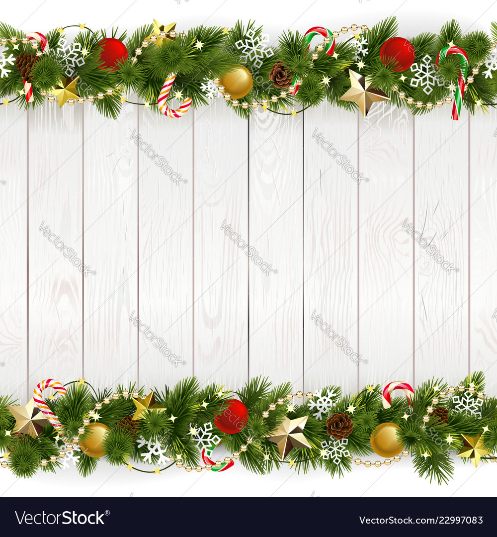 Christmas background with golden stars