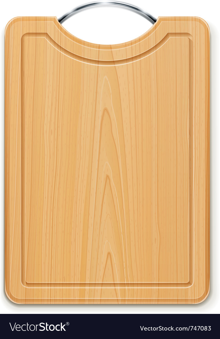 Kitchen cutting board with