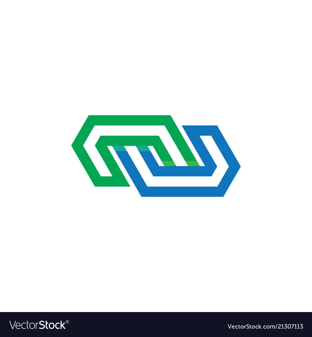 Abstract business company logo