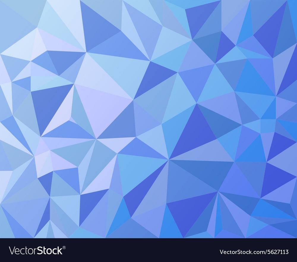 Triangles geometric background